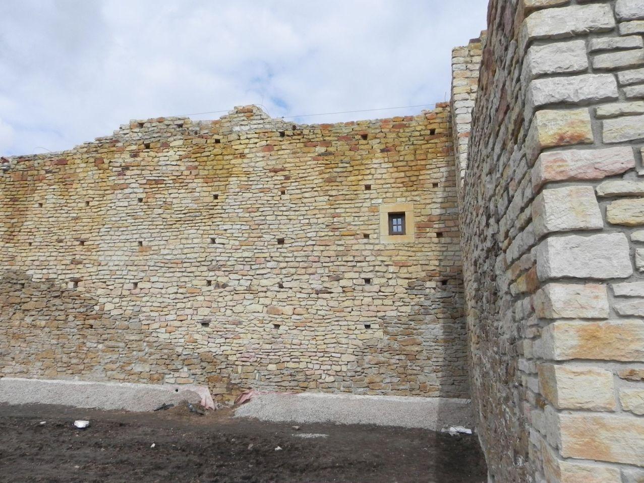2012-09-16 Inowłódz - Ruiny zamku (3)