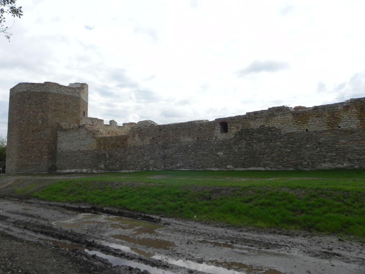 2012-09-16 Inowłódz - Ruiny zamku (33)