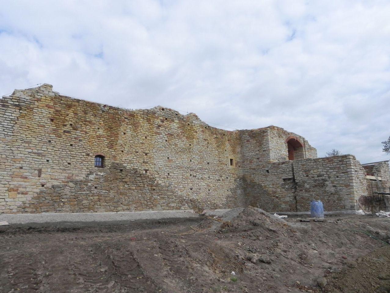 2012-09-16 Inowłódz - Ruiny zamku (7)