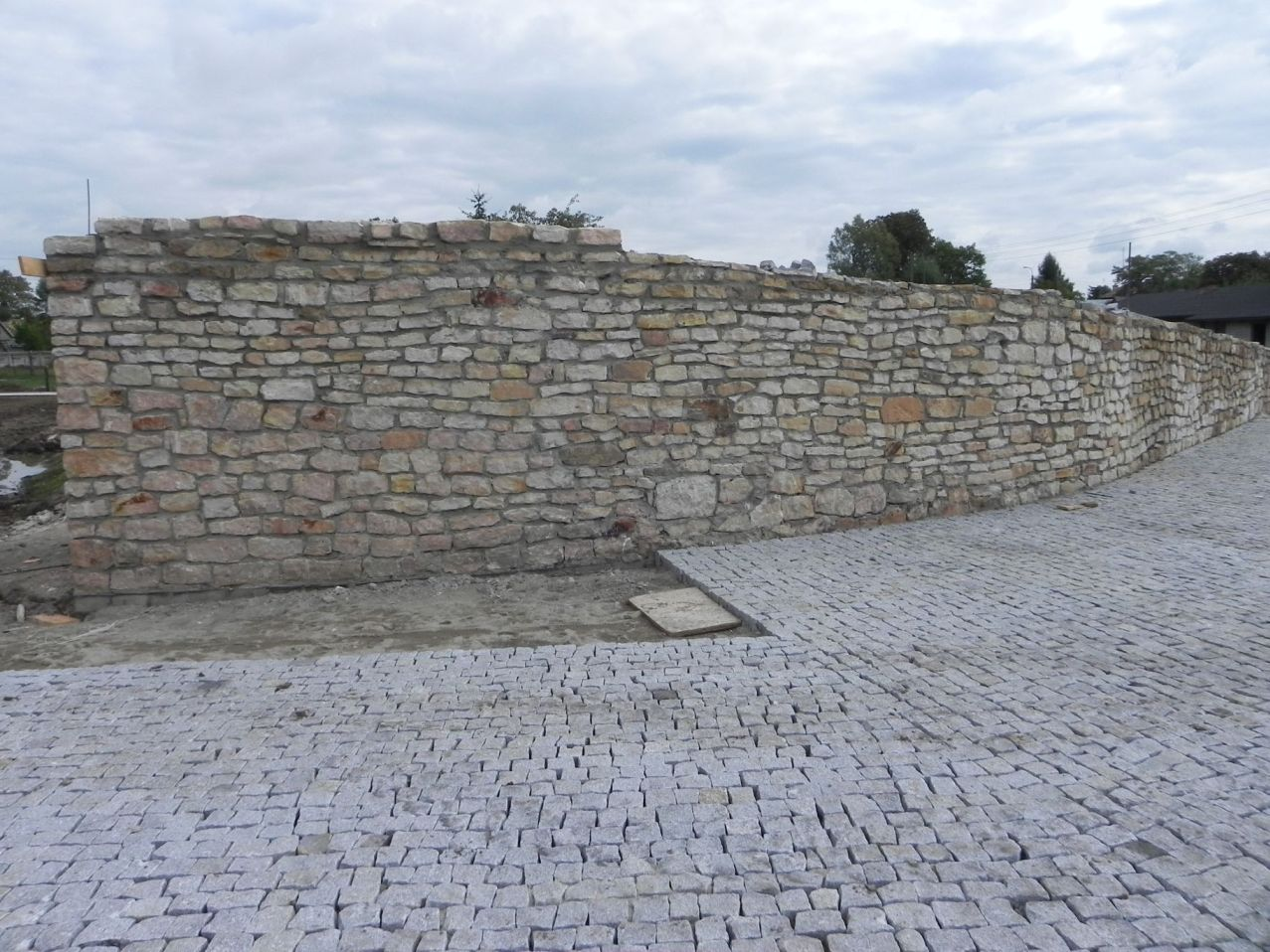 2012-09-16 Inowłódz - Ruiny zamku (9)
