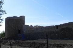 2012-07-22 Inowłódz - Ruiny zamku (11)