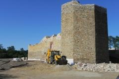 2012-07-22 Inowłódz - Ruiny zamku (3)