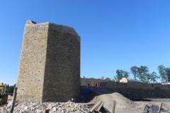 2012-07-22 Inowłódz - Ruiny zamku (4)