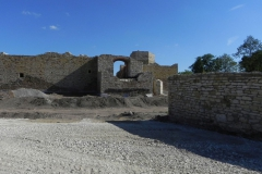 2012-07-22 Inowłódz - Ruiny zamku (42)