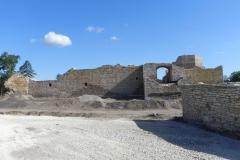 2012-07-22 Inowłódz - Ruiny zamku (44)