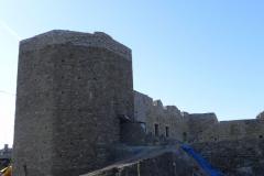2012-07-22 Inowłódz - Ruiny zamku (9)