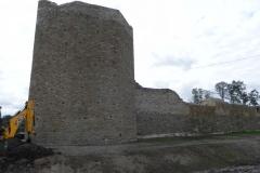 2012-09-16 Inowłódz - Ruiny zamku (1)