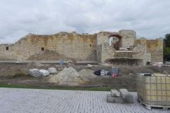 2012-09-16 Inowłódz - Ruiny zamku (10)
