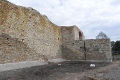 2012-09-16 Inowłódz - Ruiny zamku (6)