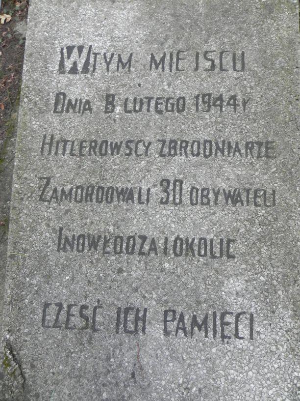 2014-04-21 Inowłódz - pomnik (5)