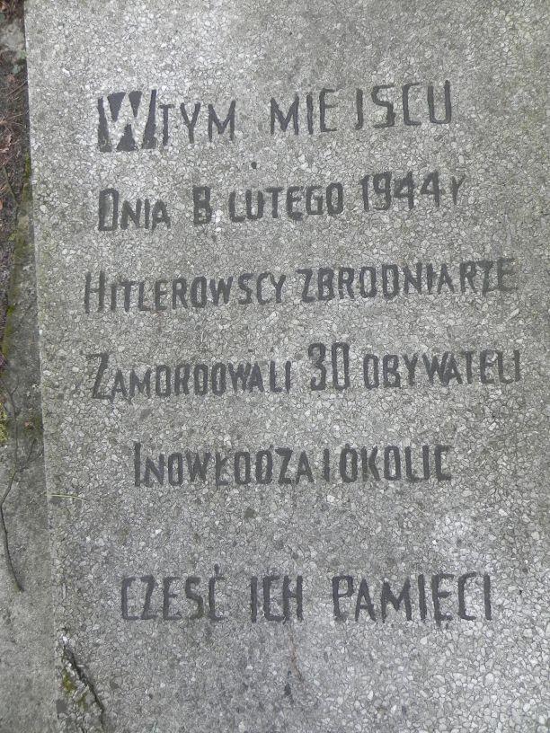 2014-04-21 Inowłódz - pomnik (7)