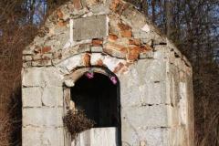 2019-03-02 Wygnanów kapliczka nr1 (8)