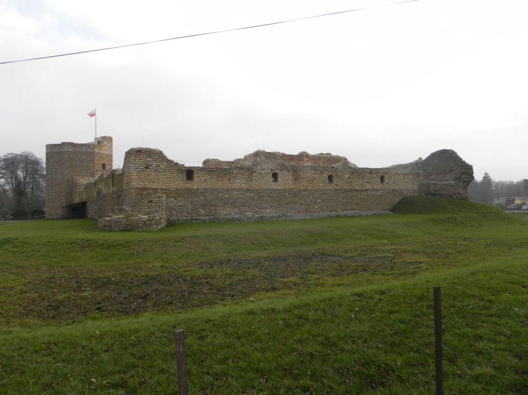 2013-11-17 Inowłódz - Ruiny zamku (17)
