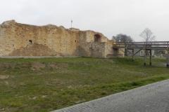 2013-11-17 Inowłódz - Ruiny zamku (10)