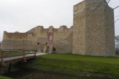 2013-11-17 Inowłódz - Ruiny zamku (3)
