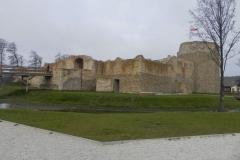 2013-11-17 Inowłódz - Ruiny zamku (4)