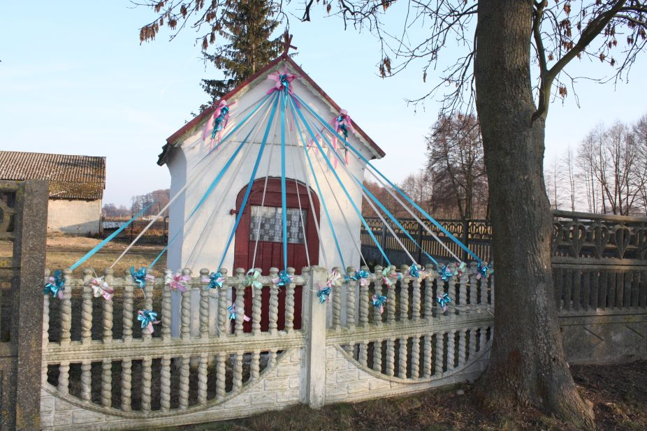 2019-02-18 Celigów kapliczka nr1 (10)