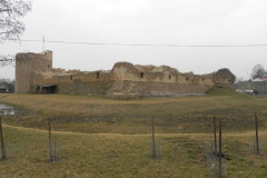 2014-01-05 Inowłódz - Ruiny zamku (23)