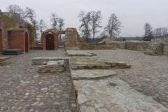2014-01-05 Inowłódz - Ruiny zamku (9)