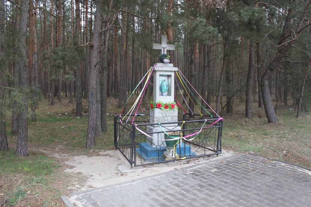 2019-04-07 Kłonna kapliczka nr2 (2)