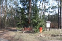 2019-03-10 Królowa Wola kapliczka nr1 (2)