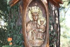 2019-03-10 Królowa Wola kapliczka nr1 (4)
