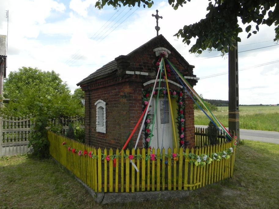 2011-06-26 Nowy Glinnik kapliczka nr1 (3)