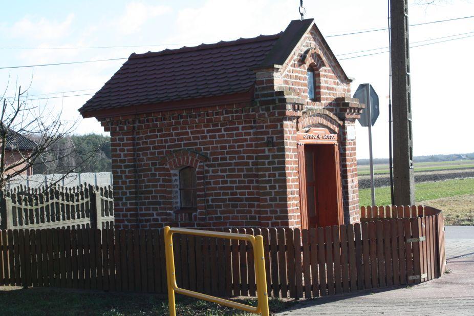 2019-03-10 Nowy Glinnik kapliczka nr1 (1)
