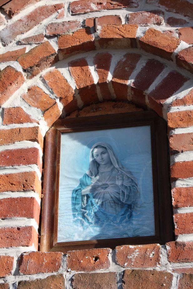 2019-03-10 Nowy Glinnik kapliczka nr1 (11)