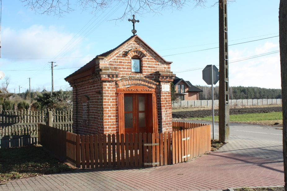2019-03-10 Nowy Glinnik kapliczka nr1 (3)