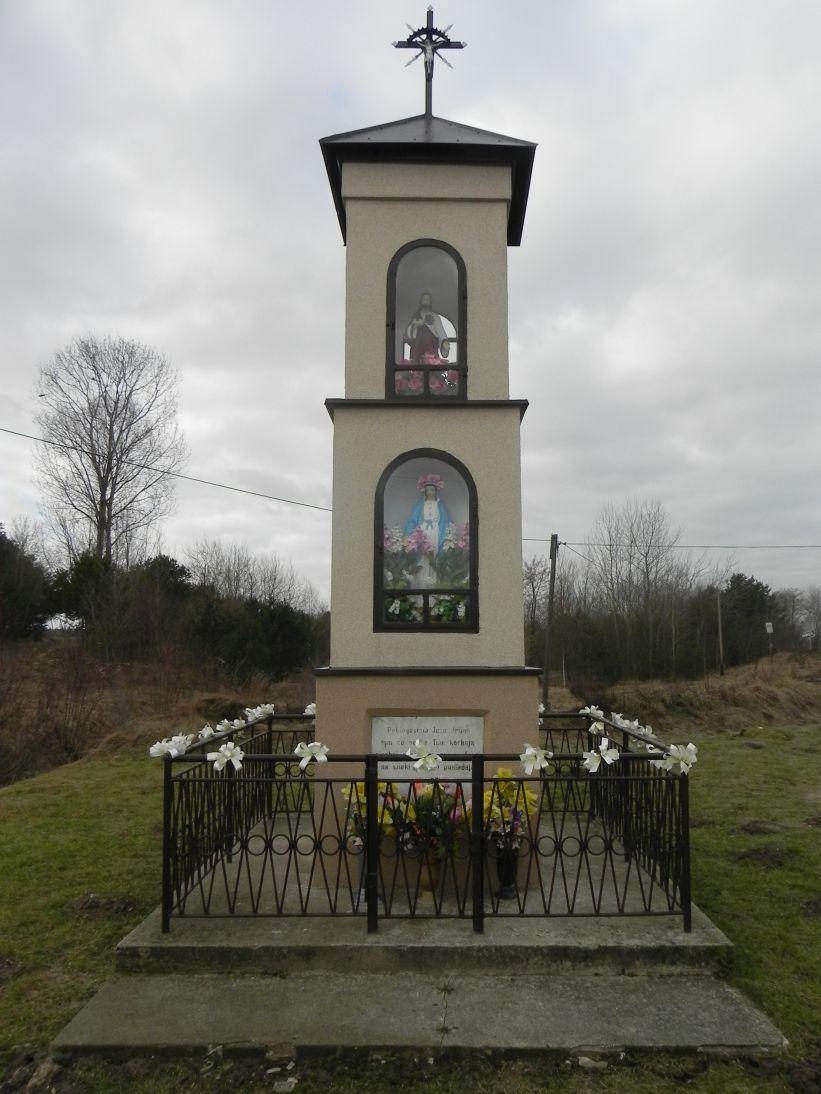 2011-02-09 Chociw kapliczka nr2 (3)