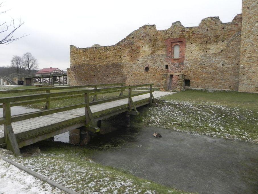 2017-01-01 Inowłódz - Ruiny zamku (10)