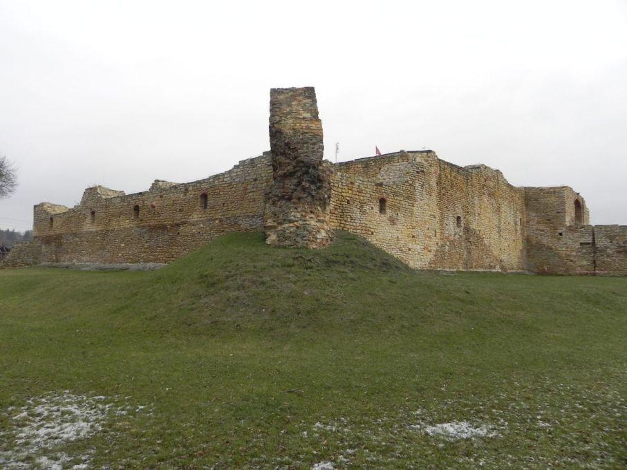2017-01-01 Inowłódz - Ruiny zamku (26)