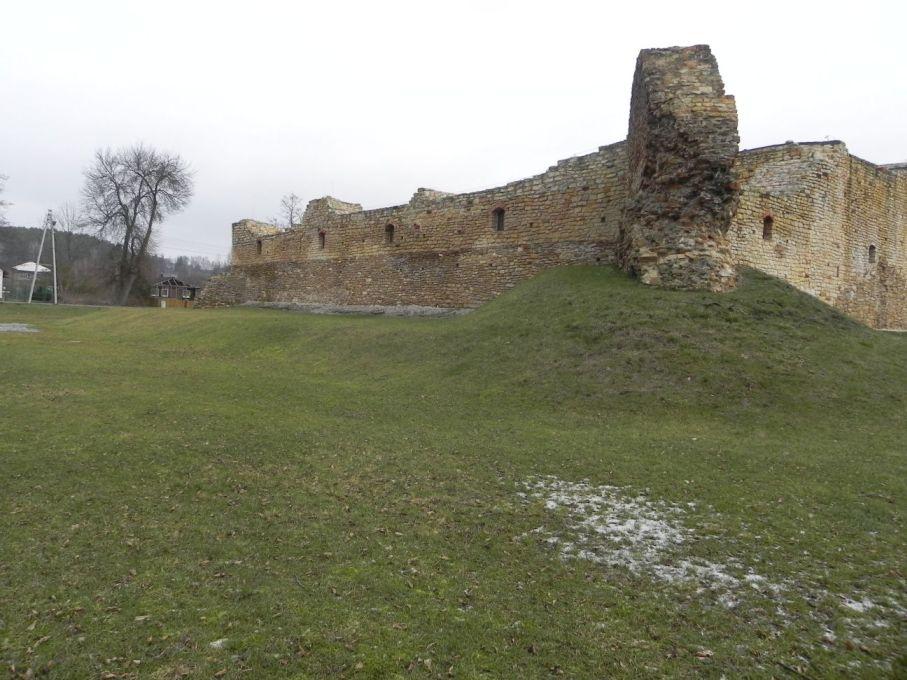 2017-01-01 Inowłódz - Ruiny zamku (27)