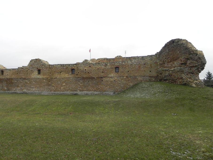 2017-01-01 Inowłódz - Ruiny zamku (28)