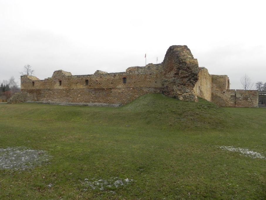 2017-01-01 Inowłódz - Ruiny zamku (29)