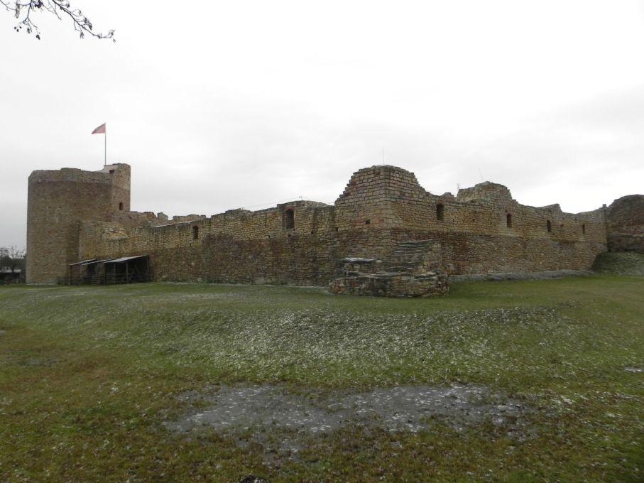 2017-01-01 Inowłódz - Ruiny zamku (32)