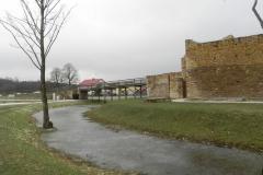2017-01-01 Inowłódz - Ruiny zamku (12)