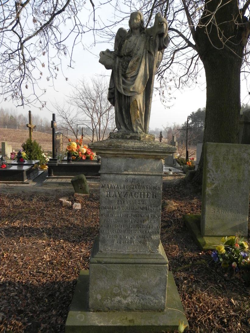2012-03-18 Kurzeszyn - cmentarz parafialny (1)