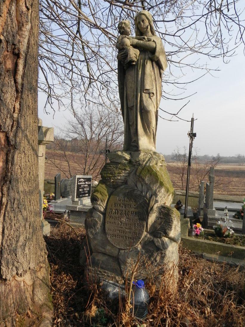 2012-03-18 Kurzeszyn - cmentarz parafialny (3)