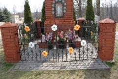 2019-03-31 Stanisławów Studziński kapliczka nr1 (9)