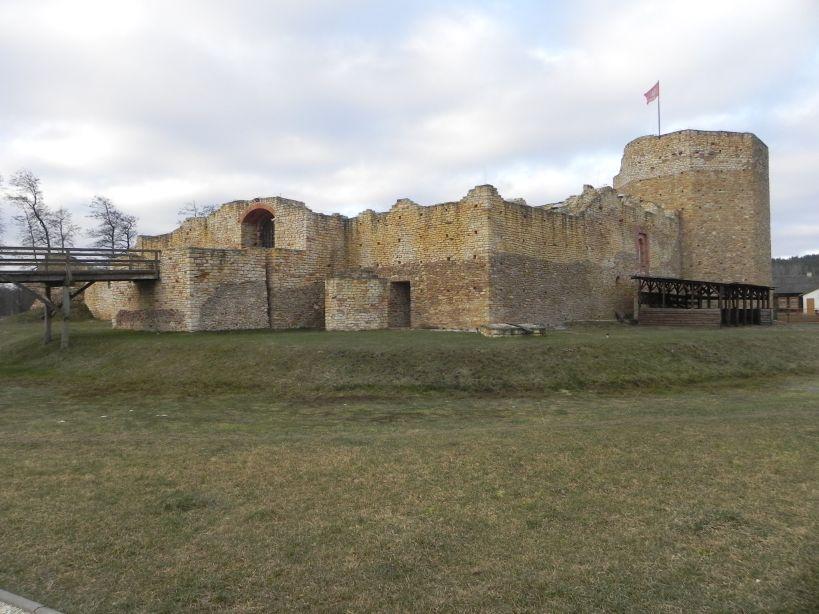 2018-01-14 Inowłódz - ruiny zamku (8)