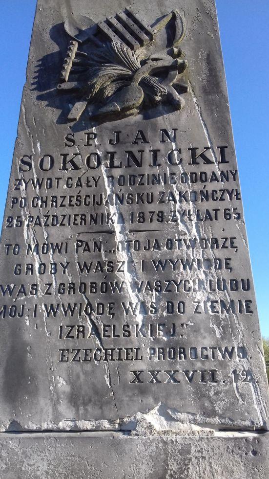 2018-04-22 Łęgonice Duże - cmentarz parafialny (17)