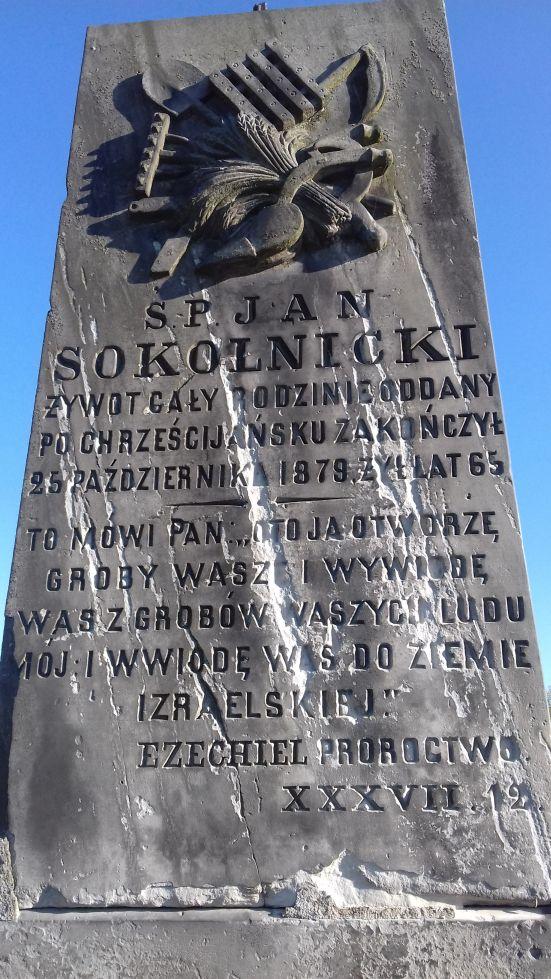 2018-04-22 Łęgonice Duże - cmentarz parafialny (18)