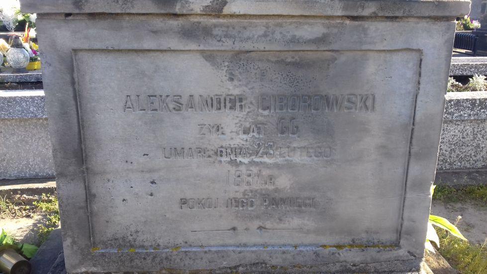 2018-04-22 Łęgonice Duże - cmentarz parafialny (4)