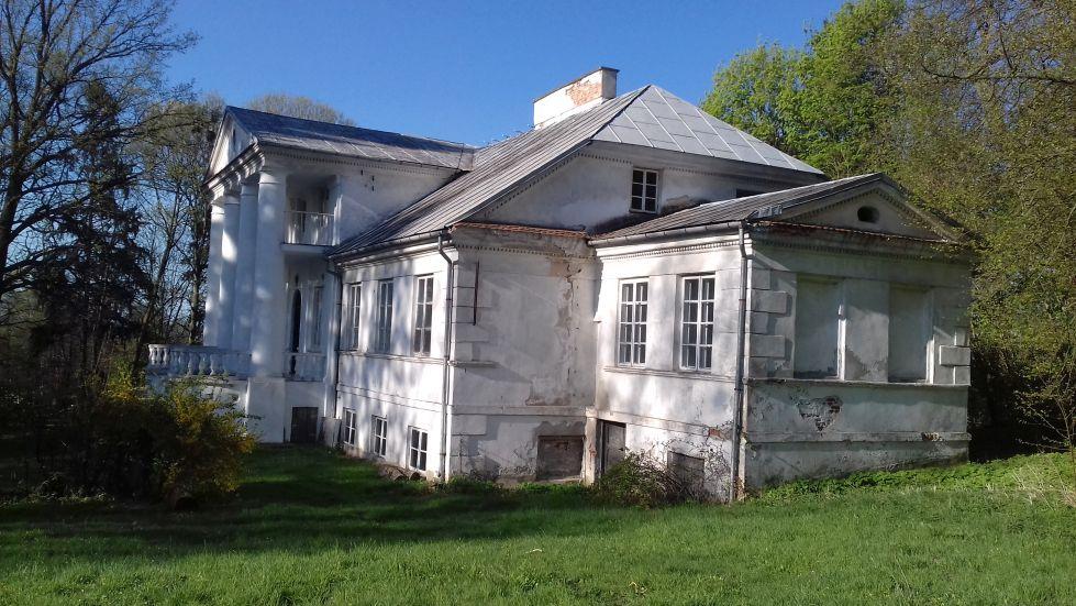 2018-04-22 Łęgonice Duże - pałac (14)