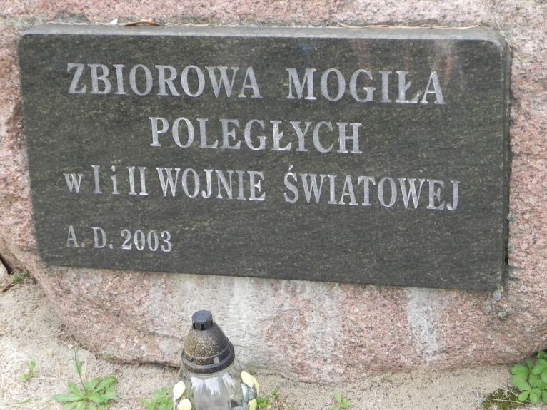 2011-08-15 Łęgonice Nowe - cm. z I wojny (4)
