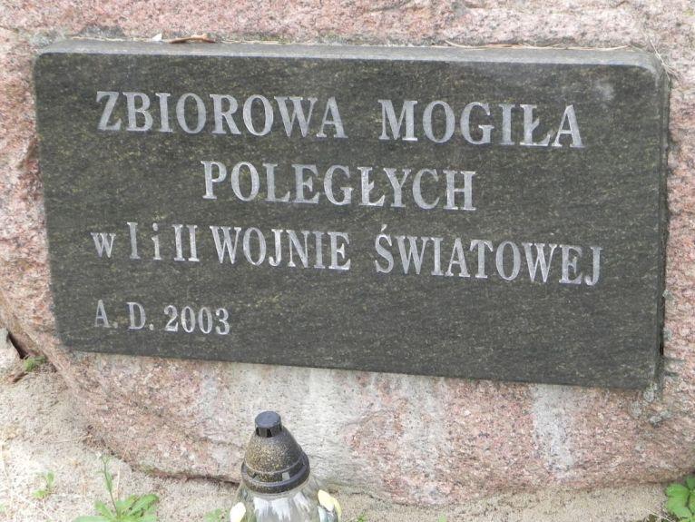 2011-08-15 Łęgonice Nowe - cm. z I wojny (5)