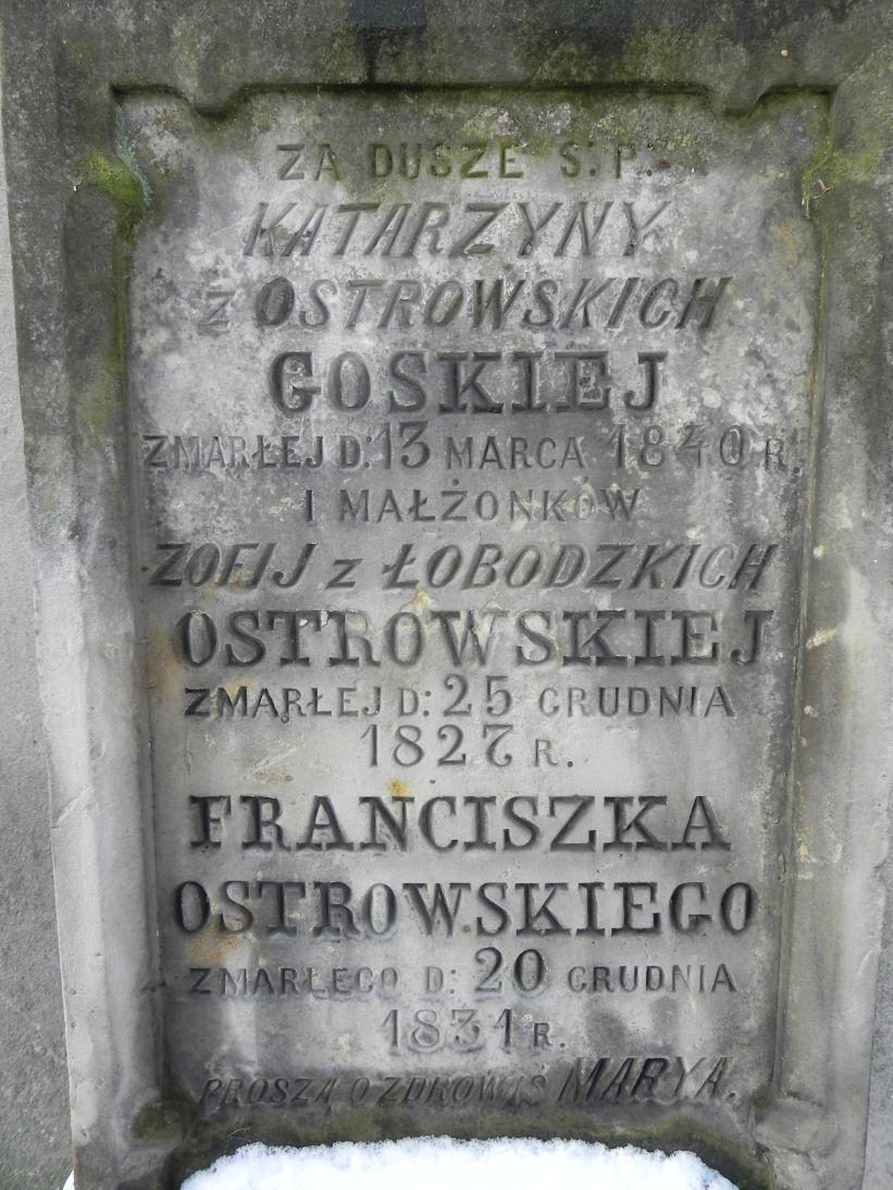 2012-10-28 Modlna - cmentarz parafialny (2)