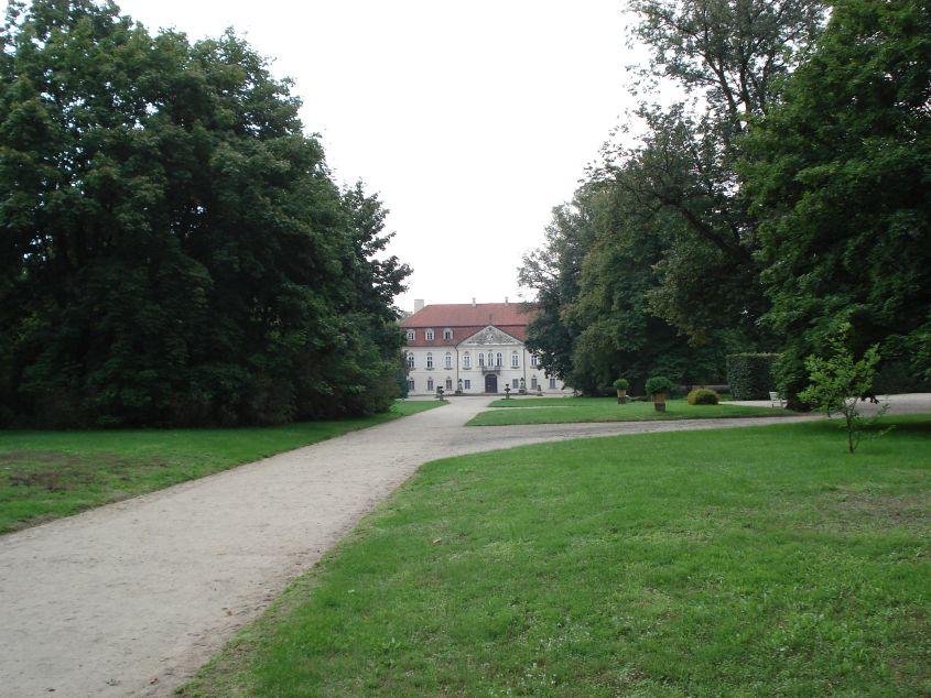 2006-08-27 Nieborów - pałac (1)